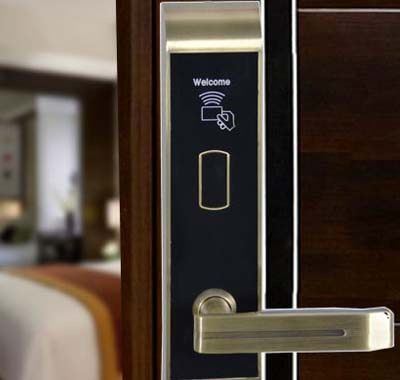 Hotel room and apartment access control